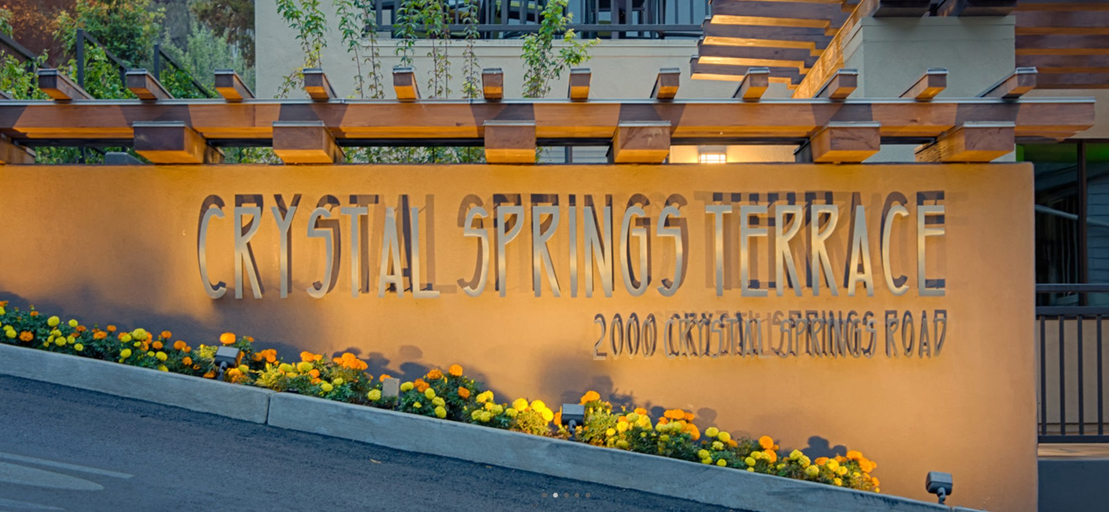 Crystal Springs Terrace